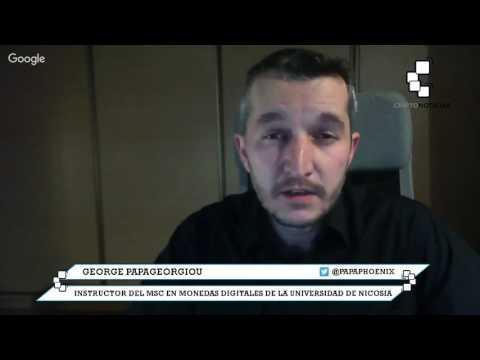 George Papageorgiou -  Universidad de Nicosia  - CriptoInfo.com