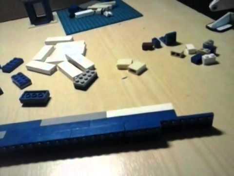 Лего пистолет как сделать