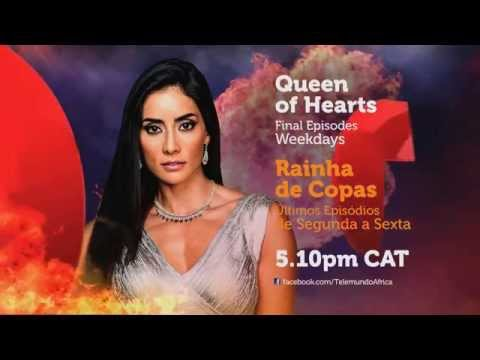 Queen of Hearts | Promo |  Telemundo Africa