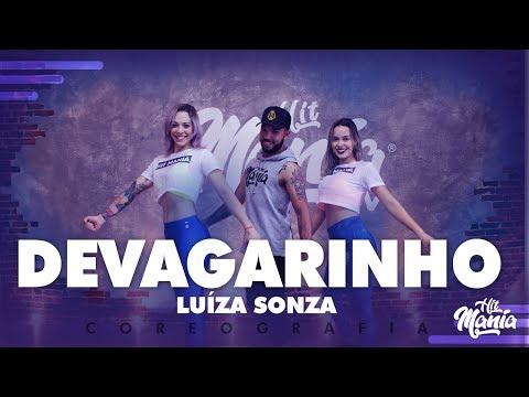 Devagarinho - Luísa Sonza - Hit Mania| Coreografia