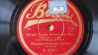 Saxophon Orchester Dobbri - Ich hol dir vom Himmel das Blau
