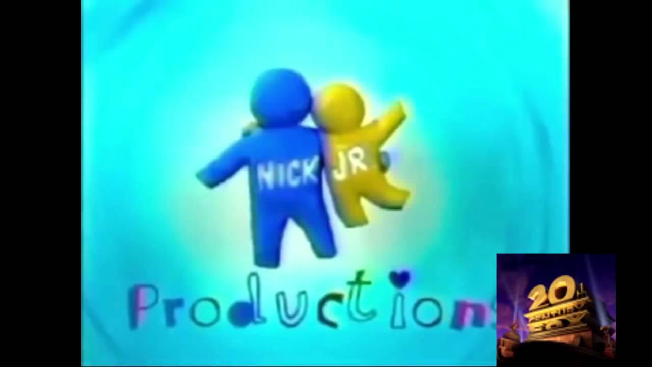 noggin and nick jr logo collection in goo goo gaa gaa