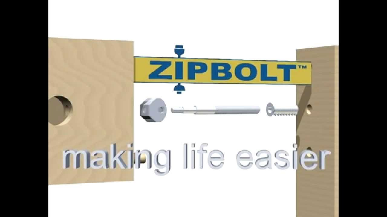 Merveilleux Zipbolt KD Mini U0026 Midi Furniture Connectors