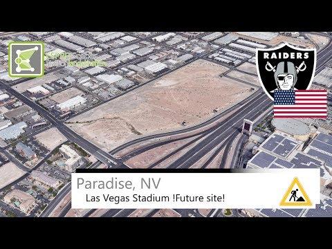 Paradise, NV - Las Vegas Stadium !Future site! / 2016