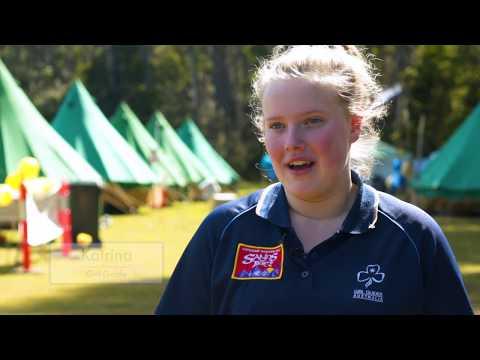 Girl Guides Australia: Leadership And Teamwork