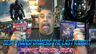 Best transformers the last knight movie review ever!!!