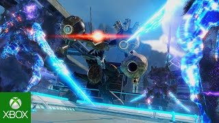 Sunset Overdrive Dawn of the Rise of the Fallen Machines Trailer