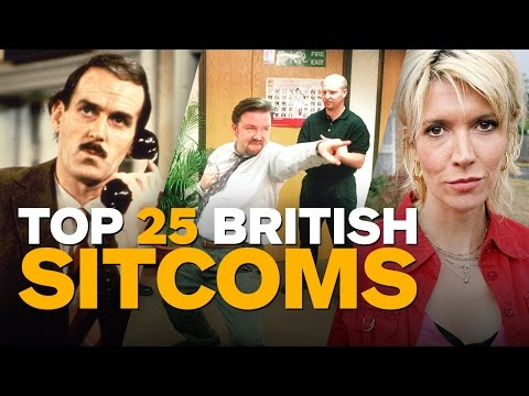 The 25 Funniest British Sitcoms Of All-Time