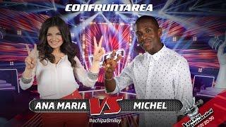 Ana Maria&Michel-Master Blaster-Confruntari 2-Vocea Romaniei 2015-Ed.9-Sezon5