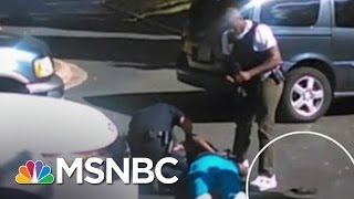 Breaking Down The Charlotte Shooting Video | MSNBC