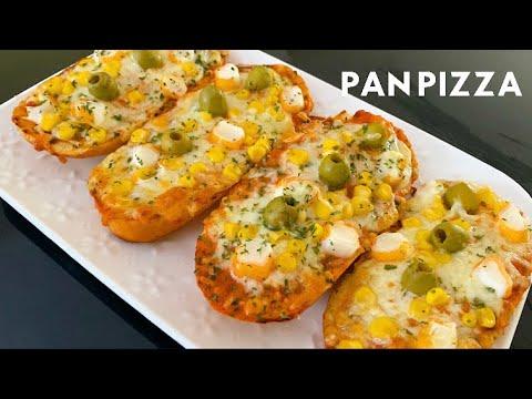 PAN PIZZA | ENTRANTES O SALADOS FÁCILES