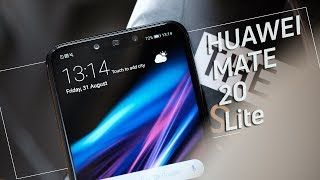 Huawei Mate 20 Lite Hands On: 4 Cameras?!?