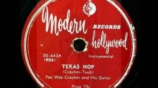 Pee Wee Crayton - Texas Hop