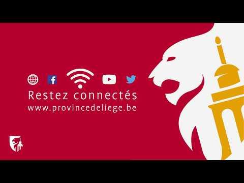 La Province de Liège en 90 secondes !