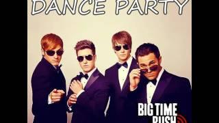 Big Time Rush - Dance Party [Preview-Album] [My Fan-Art]