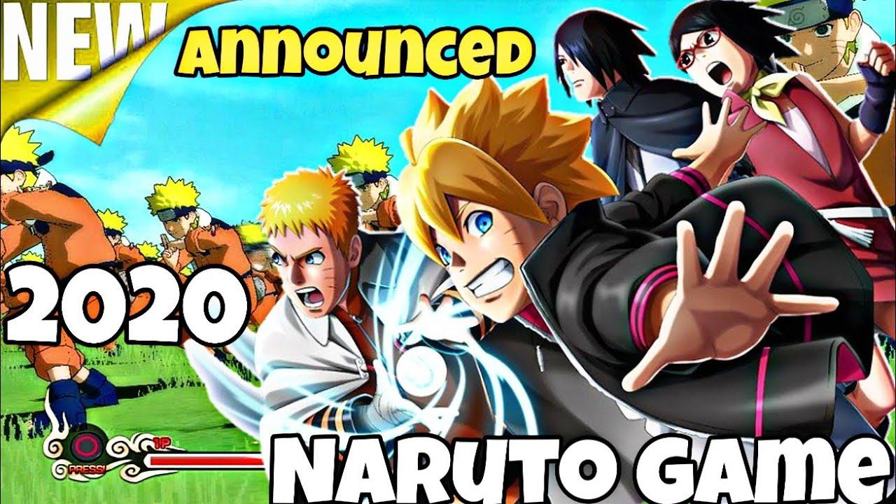 Are you Joking!? New Naruto Game Announced  Naruto x Boruto Shinobi Tribes  2020