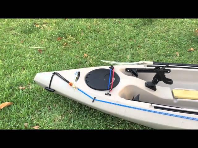 Future Beach Cayman 124 Angler Kayak Review