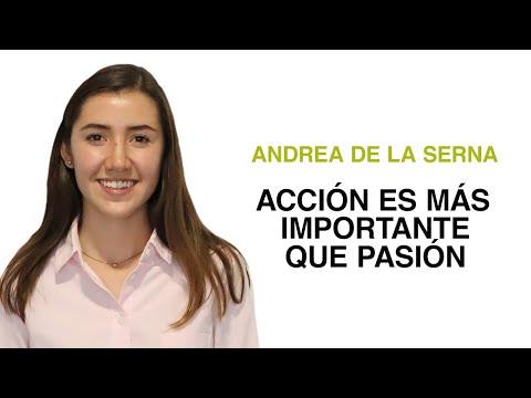 Acción es más que Pasión / Andrea de la Serna