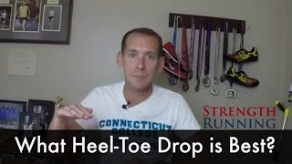 How To Choose the Right Heel-Toe Drop for Running Shoes