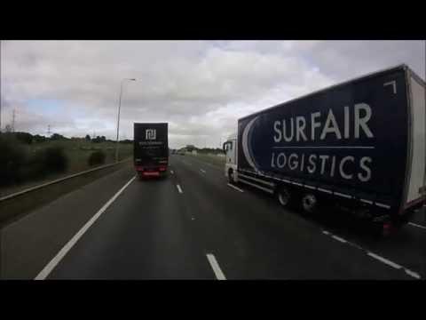 Class 1 hgv deliveries Accrington UK