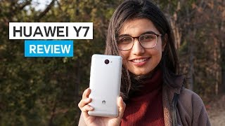 Huawei Y7 Review!