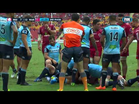 Super Rugby: Reds V Waratahs (Round 5)