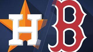 Correa, Gonzalez Power Astros Past Red Sox: 9/28/17