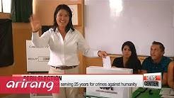 Keiko Fujimori faces runoff in Peru presidential election