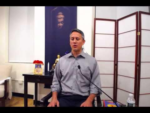 New York Buddha Dharma, CT Tamura offers Guided Meditation on Sep 18 2017