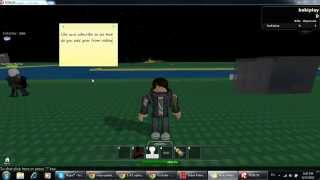 How to add use your gear in ROBLOX (help)