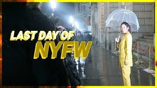NYFW Day 5: Skincare, Oscar de la Renta, Face Gym, Date Night  | Vlog #75 | Aimee Song
