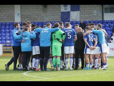 CHESTER FC TV: Chester 2-0 Maidenhead   The Highlights