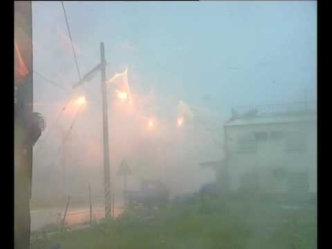Typhoon Haitang hits Taiwan  2 of 3