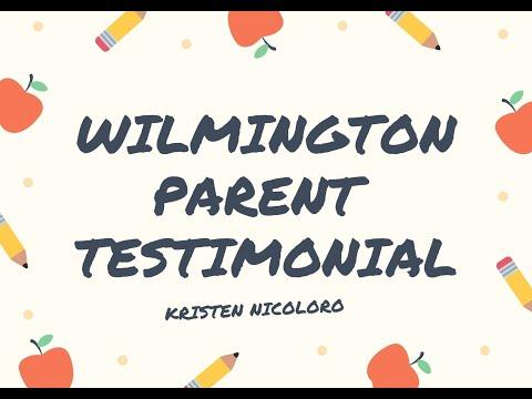 Wilmington Parent Testimonial | Tender Learning Centre