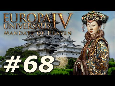 Europa Universalis IV: Mandate of Heaven | Japan - Part 68