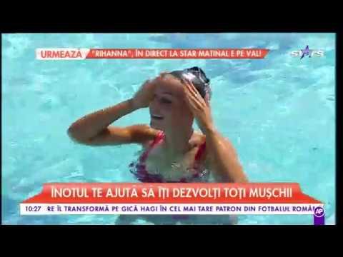 Salvalife's Lifeguards Live on TV, Romania