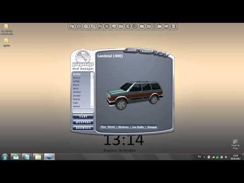 Туториал #2 Как заменить модель машины в GTA San Andreas