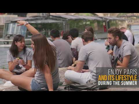 Your Summer Campus at Paris Descartes