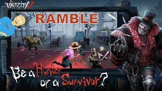 Identity V Android Gameplay Ramble (PvP Action)