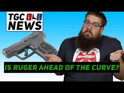 Ruger LCP Max, Kahr P9-2, June BG Check Numbers - TGC News!