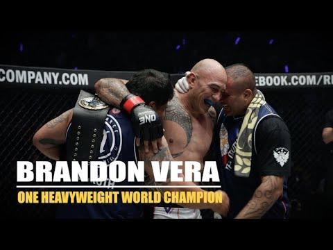 2018 ONE World Champions   Brandon Vera