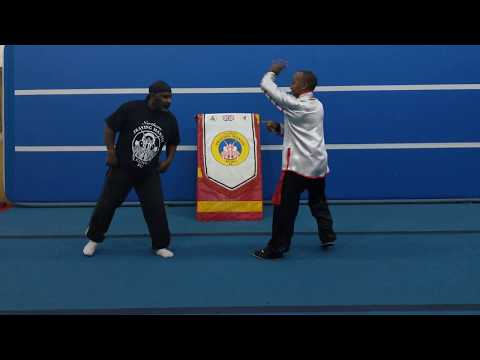 Fighting Application Chin Na Free Fighting 2 Mantis Kung Fu Vid 28 Sifu Bryan Barnes