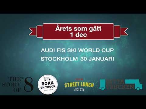 Året som gått - Audi FIS Ski World Cup Stockholm 2018