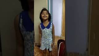 baby version singing kurai ondrum illai song