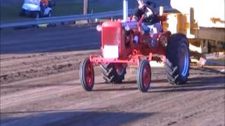 2,800LB ANTIQUE TRACTORS AT THE 2014 FRANKLIN COUNTY, INDIANA ANTQUE FARM MACHINERY SHOW