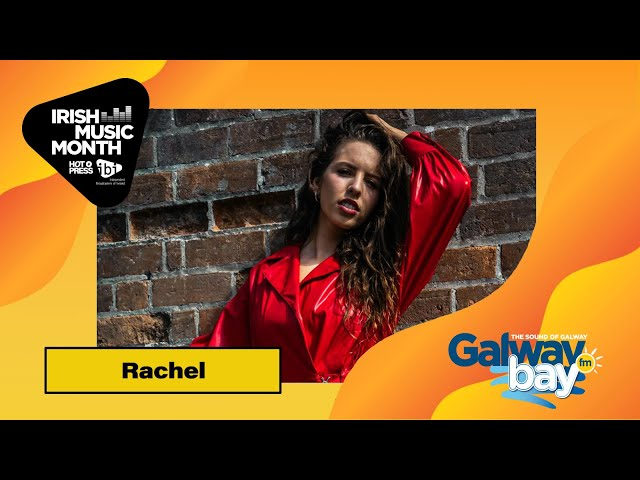 Irish Music Month - Rachel - 'Gravity'