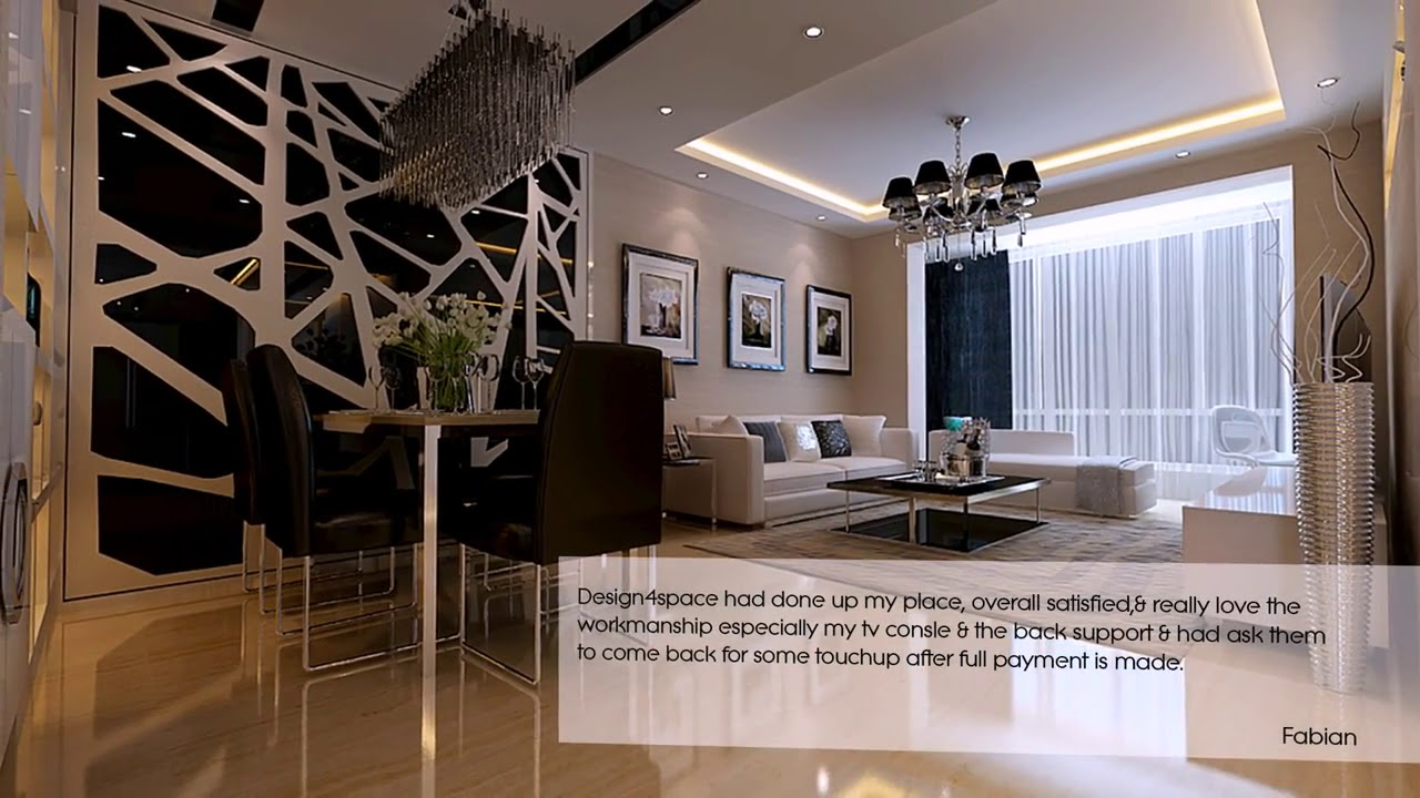 Design 4 Space Pte Ltd Review Testimonial 2015 Youtube