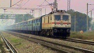 Antagonistic TKD Stallion charging Jammu Tawi- Jabalpur Durgawati tears apart Asaoti!!!