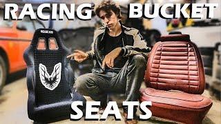 SHOULD I DO IT? BUCKET SEATS FOR THE DRIFT CAR