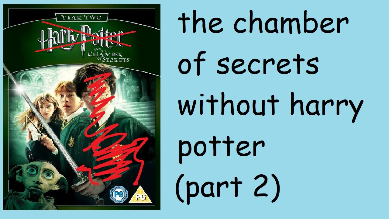 Download and the Chamber of Secrets - Part 2: Harry Potter without Harry Potter